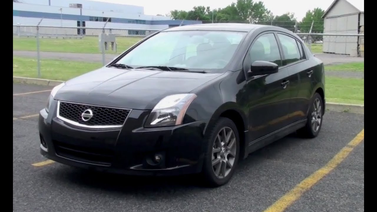 nissan sentra se r 2011 longueuil nissan rive sud de montr al youtube. Black Bedroom Furniture Sets. Home Design Ideas