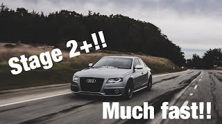Tuning my B8 S4 to 034 Motorsports Stage 2 Dual Pulley (LAUNCH CONTROL!)
