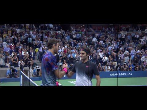 US Open Tennis: Federer vs. Del Potro 2018 Indian Wells Preview