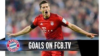 FC Bayern Munchen 3 - 1 Hannover 96