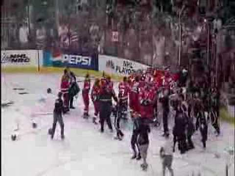 Carolina Hurricanes Win the Stanley Cup on NBC
