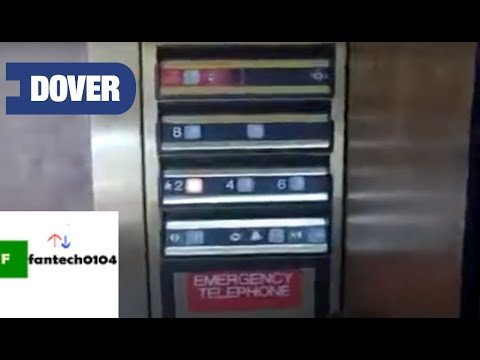 Dover Hydraulic Scenic Elevator @ Easton Hospital Parking Ga