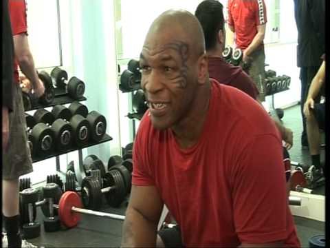 Tyson Comeback?
