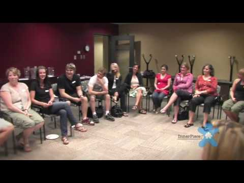 Aly Pain - Inner Piece Team Performance Coaching : BizBOXTV Calgary Internet Video Production