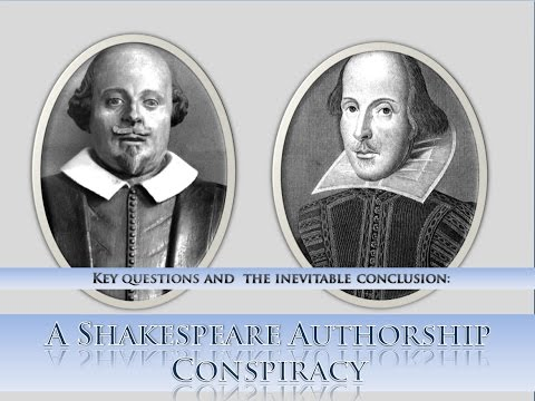 The Shakespeare Authorship Conspiracy: Key questions.
