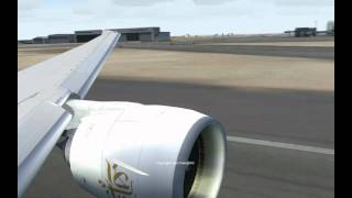FS9 Dubai Arrival and Departures (Fly Tampa) Hi Def