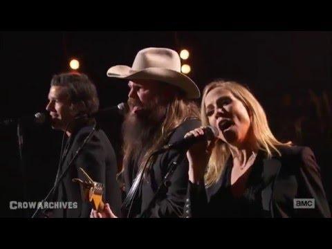 "Chris Stapleton, Sheryl Crow, Brandon Flowers - ""Don't Let Me Down"" (LIVE, 5 Dec 2015)"