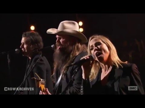Chris Stapleton, Sheryl Crow, Brandon Flowers  Dont Let Me Down , 5 Dec 2015