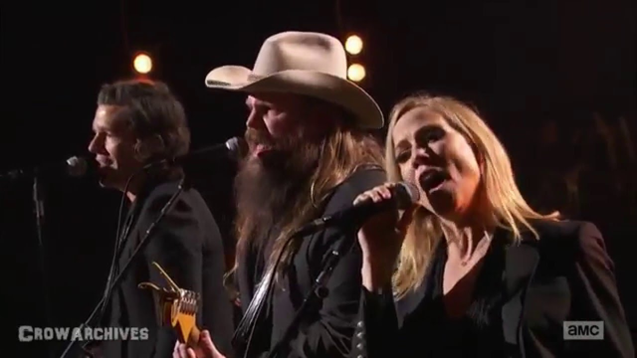 "Download Chris Stapleton, Sheryl Crow, Brandon Flowers - ""Don't Let Me Down"" (LIVE, 5 Dec 2015)"