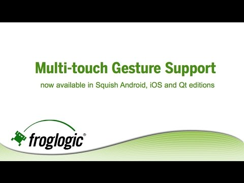 froglogic Releases Squish GUI Tester 5 1 • froglogic