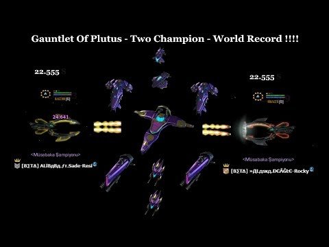 Darkorbit Two Champion !! Gauntlet Of Plutus World Record !!!