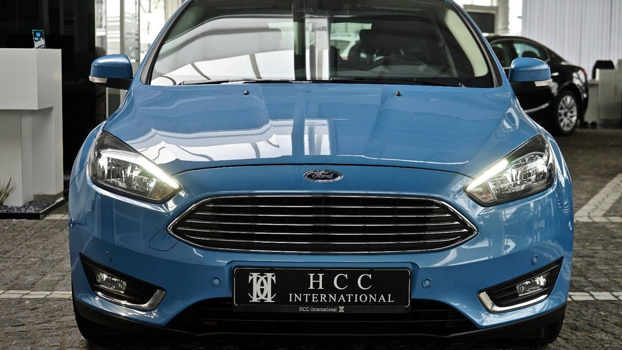 Hcc International Ford Focus Turnier 1 5 Tdci Anium Navi Winterpaket