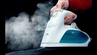6. Как почистить утюг от накипи часть 2. чистыйутюг чисткаутюга какпочиститьпаровойутюг