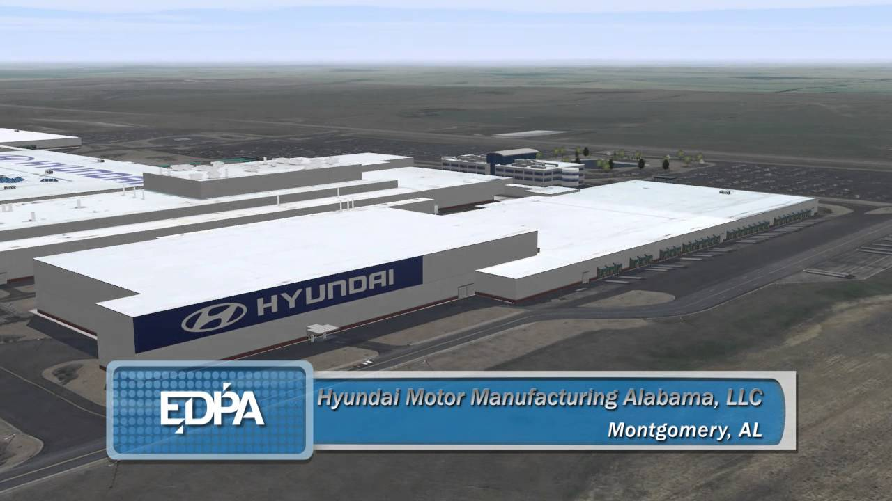 hyundai motor manufacturing alabama llc youtube