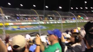 2015 Federated Auto Parts 400 Richmond green flag and 1st lap(2015 Federated Auto Parts 400 Richmond international raceway green flag and 1st lap., 2015-09-27T07:12:06.000Z)