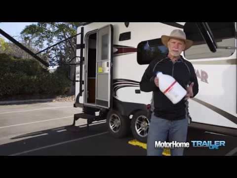 RV Smart: Sanitize Your Freshwater System