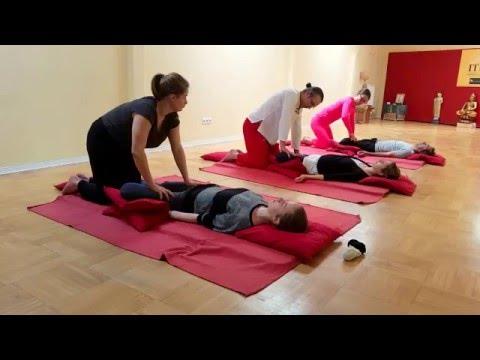 Life Balance Thai Yoga Massage Classes at Thai Hand Berlin