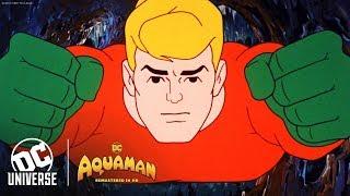 Classic Aquaman Series Remastered in HD   DC Universe   The Ultimate Membership