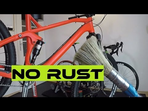 3 WINTER TIPS On How To Maintain Your Bicycle. More Than Cleaning...