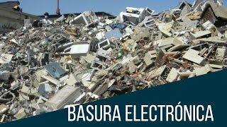 Oro en la basura los secretos de la chatarra electrónica