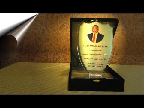 7rmEVENTS - Farewell Party  For  Shanthilal de Silva - Delta Marketing Co - Corporate Finance Dept
