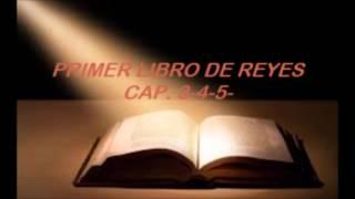 BIBLIA AUDIO 1 REYES 3-5