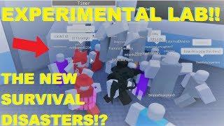 EXPERIMENTELLES LABOR!!   Roblox: Labor experimental