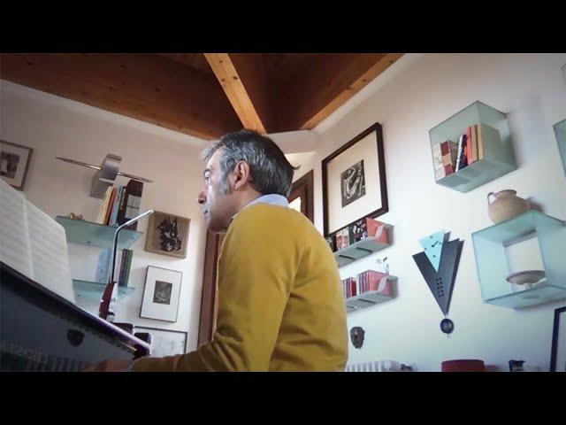 Paolo Fresu - Una poesia di Sandro Penna e Sensuousness