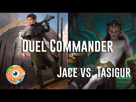 Duel Commander: Jace vs Tasigur
