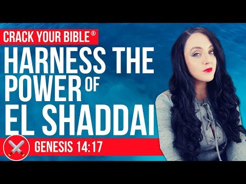 ⛰️ (HEBREW NAME Prophecy) Harness The Power Of EL SHADDAI | Genesis 14