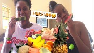 Fruity fruit mukbang