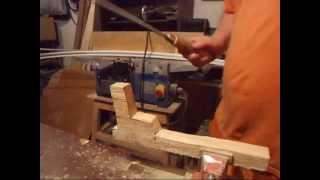 Прикол. Как сделать пистолет из дерева дома
