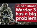Sniper Ghost Warrior 3 has a really big flaw