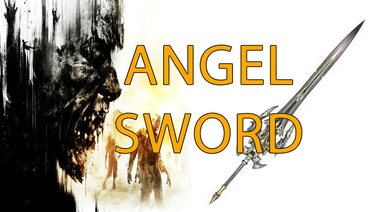 Dying light best weapon modification blueprint angel sword dying light best weapon modification blueprint angel sword legendary blueprint location youtube malvernweather Image collections