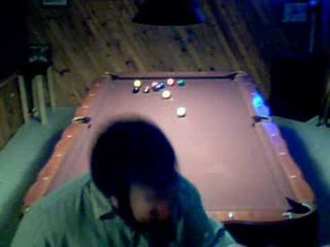 Steves Basement Billiards: Pool Cue Guitar
