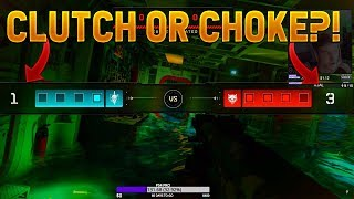 CLUTCH OR CHOKE?! CRAZY BO4 Search and Destroy