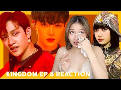 KINGDOM EP 8 PERFORMANCES REACTION