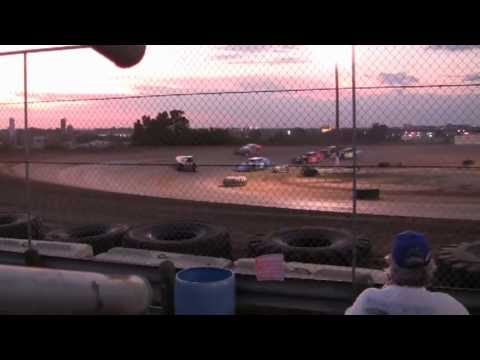 July 20th Modified heat 2 at Texas Thunder Speedway