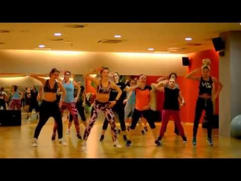 Bailame - Alex Sensation ft. Yandel, Shaggy - Zumba with Natalia Danielczak
