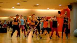 Bailame - Alex Sensation ft. Yandel, Shaggy - Zumba with Natalia Danielczak