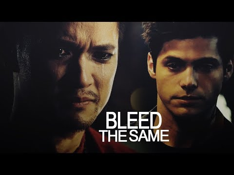 Magnus and Alec || Bleed the same