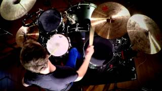 Lau Seys - Abe Laboriel Jr. tribute drum solo