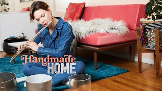 Creating Color Palettes From Art in a Tiny NYC Apartment - Jackie Cantwell - HGTV Handmade Home Tour