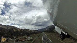 NoseCAM out of Huaraz, Peru