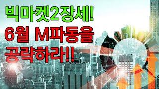 [김종철 원포인트레슨] 빅마켓2장세! 6월 M파동을 공…