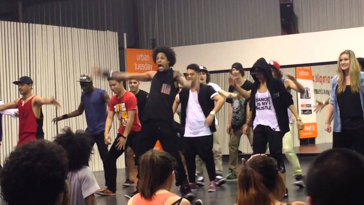 Laurent Bourgeois Les Twins - YouTube