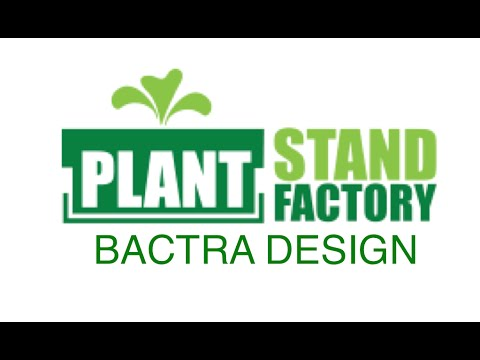 THE PLANT STAND FACTORY BY Bactra Design