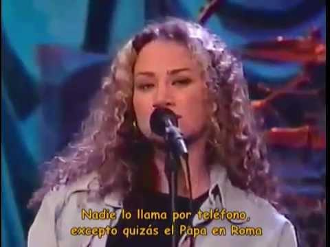 Joan Osborne - One of us (subtitulado en español)