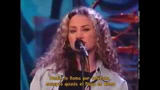 Joan Osborne - One of us (subtitulado en español)