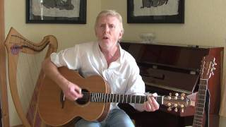 Guitar Tutorial - Gypsy Rover - Irish Folk Songs
